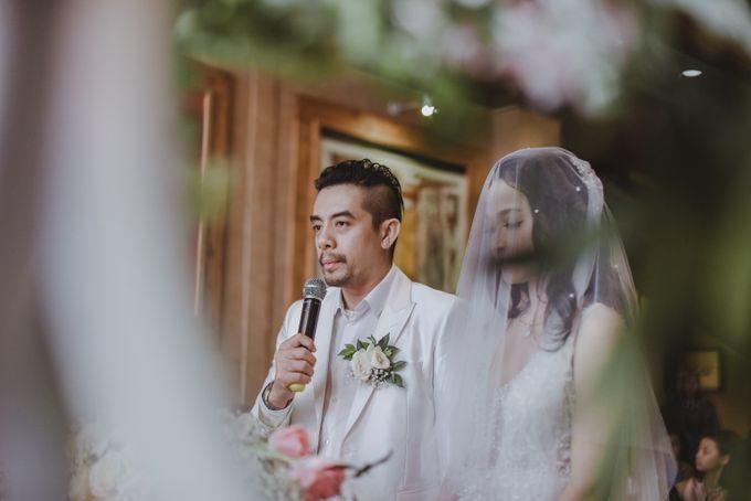 THE WEDDING OF ALIA AND MARTIN by ODDY PRANATHA - 026