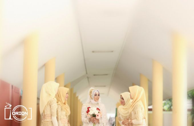 Anisa + Abrori Wedding by Orion Art Production - 004