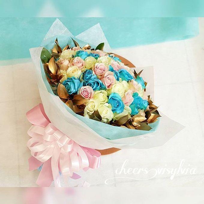 Gift Bouquet  by visylviaflorist - 027