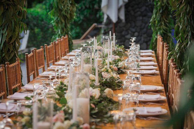 Sweet Garland Dinner by CITTA Wedding - 027