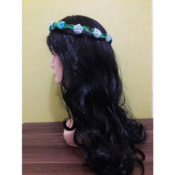 Flower Crown / Bando Bunga / Mahkota Bunga by Estrella Flower Crown - 035