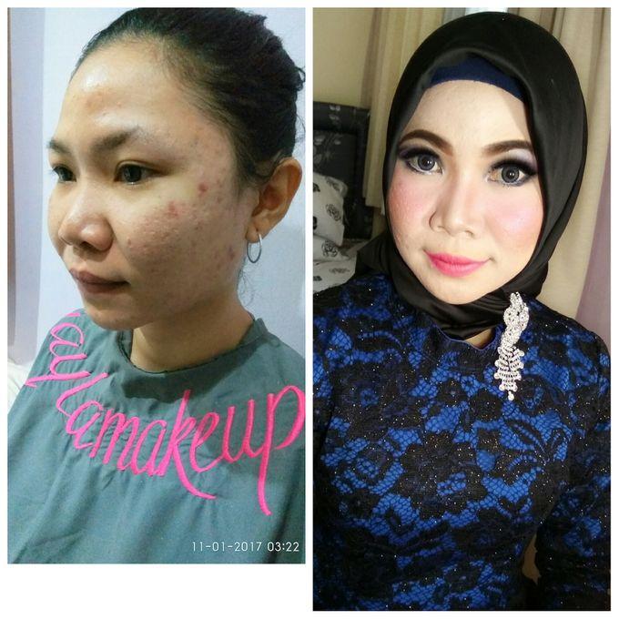 Wedding Make Up, Graduation, And Engagement by qaylamakeup - 004