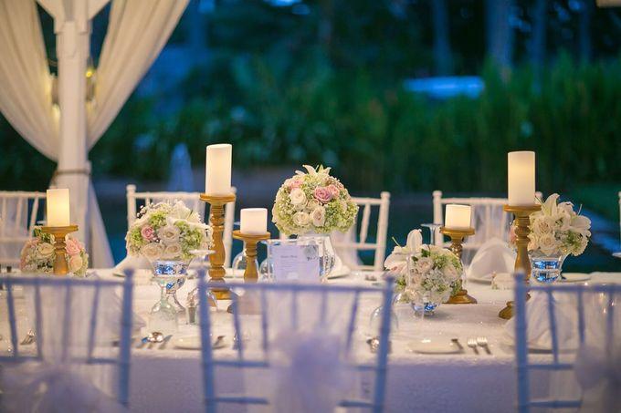 Romantic Dinner by d'Oasis Florist & Decoration - 016