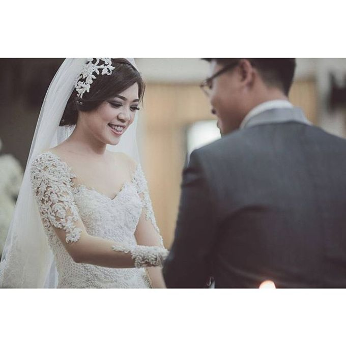 The Wedding of Galan & Widya by All Occasions Wedding Planner - 018