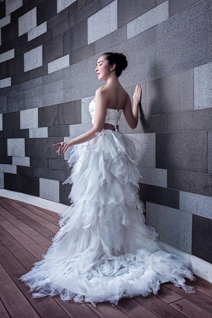 Natural Korean Bridal Look by Beautistylebykoreen - 008