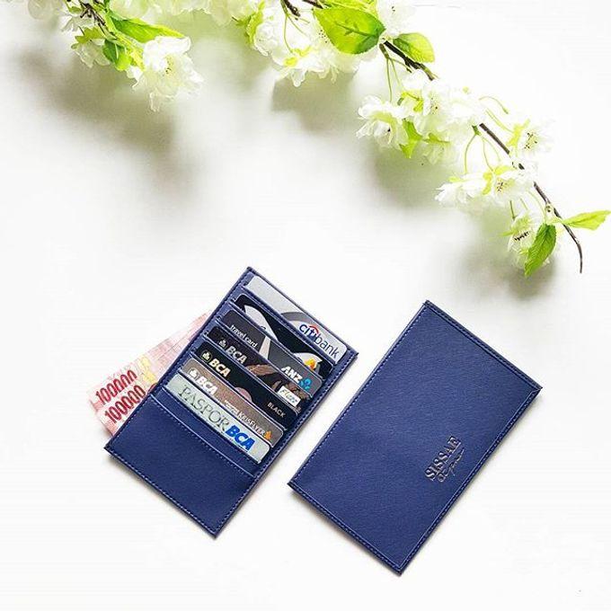 Moeny & Card Wallet by Le'kado - 001