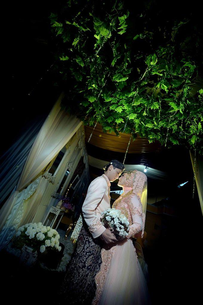 Wedding Of Novia & Hanung by GRAINIC Creative Studio - 004