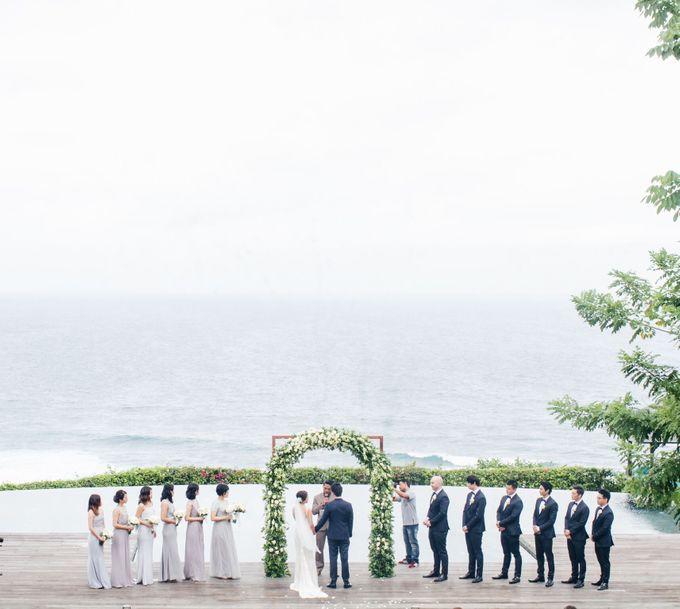 Char & Don Wedding by AMOR ETERNAL BALI WEDDING & EVENTS - 020