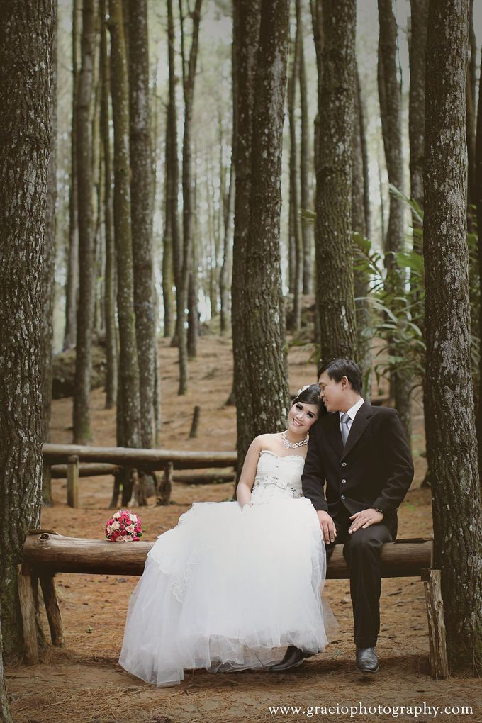 Renny & Gede by Gracio Photography - 007