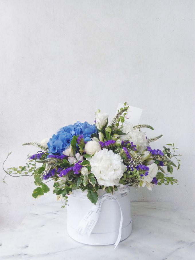 Vase Arrangement by Tiffany's Flower Room - 007