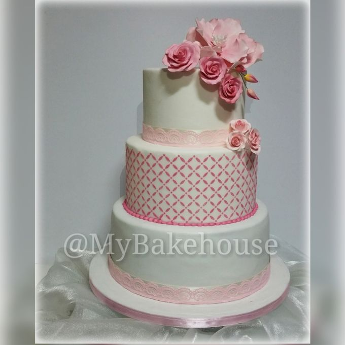 Wedding Cakes by My Bakehouse - 003