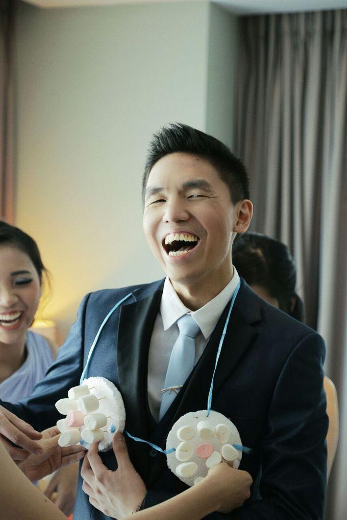 The Wedding of Hansin & Shinfi by FIVE Seasons WO - 004