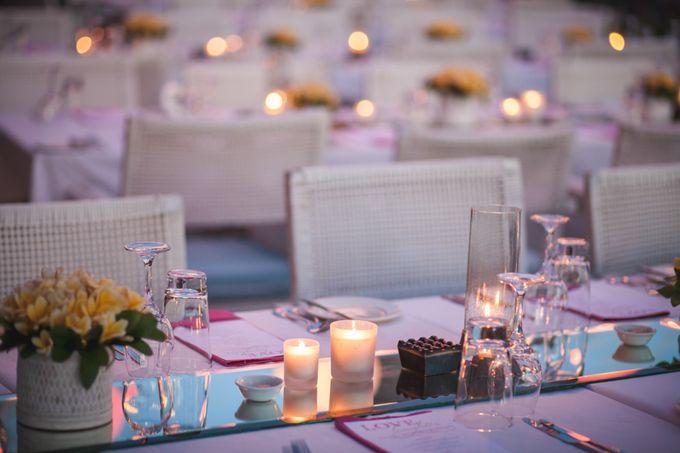 Zoe & Daniel Jackson Wedding by Ferry Tjoe Photography - 036