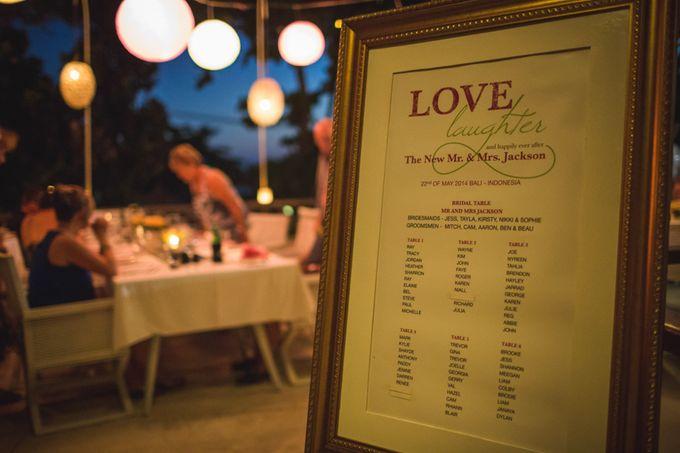 Zoe & Daniel Jackson Wedding by Ferry Tjoe Photography - 040