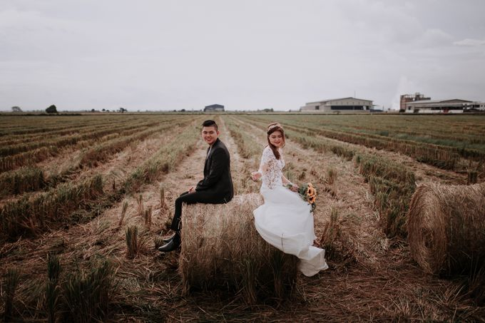 Local Malaysia Engagement & Pre-Wedding of Zoe & Wairen by Jessielyee. - 015