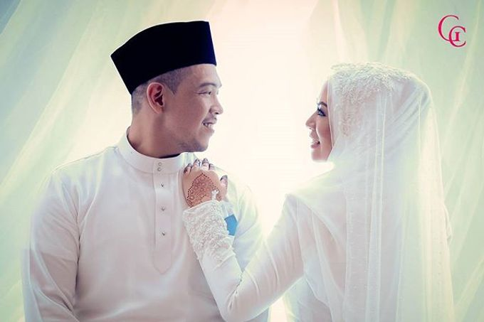 Wedding Reception and Portraiture by The Glamorous Capture - 001