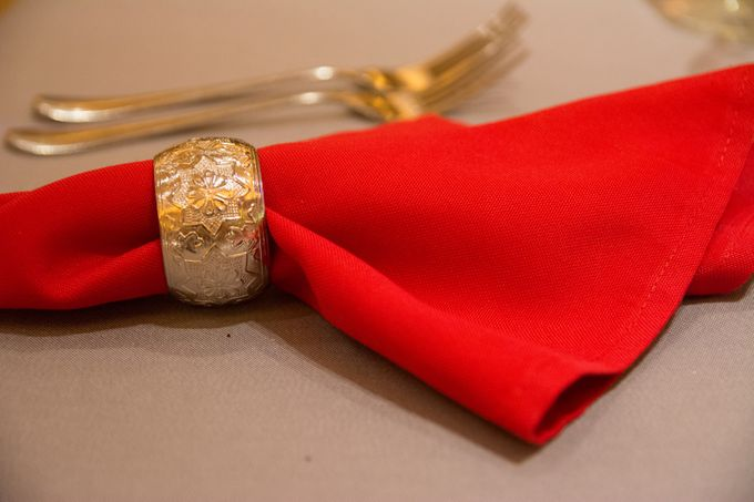 Luxury Christmas Red & Gold Wedding by Diamond Events - 039