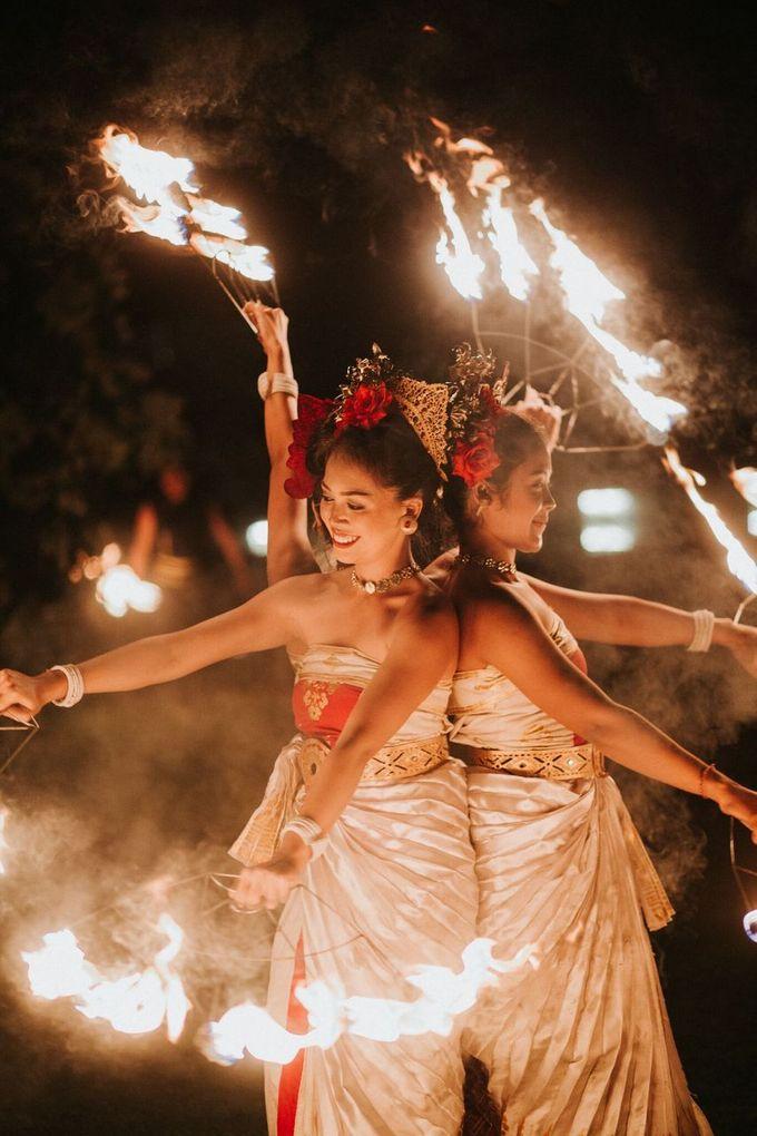 Chris & Calista Real Wedding at The Stone House by Tirtha by Tirtha Bali - 045
