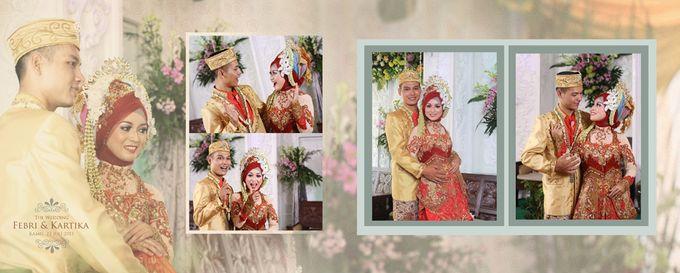 "Wedding Book Concept ""Ferbri & Kartika Wedding"" by headroom picture - 010"