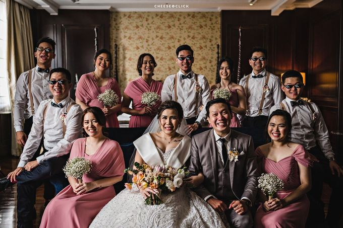 THE WEDDING OF FREY & RICCA by The Wedding Boutique - 004