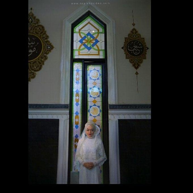 Niko + Lisa Kota Bukittinggi by RAP Wedding - 013