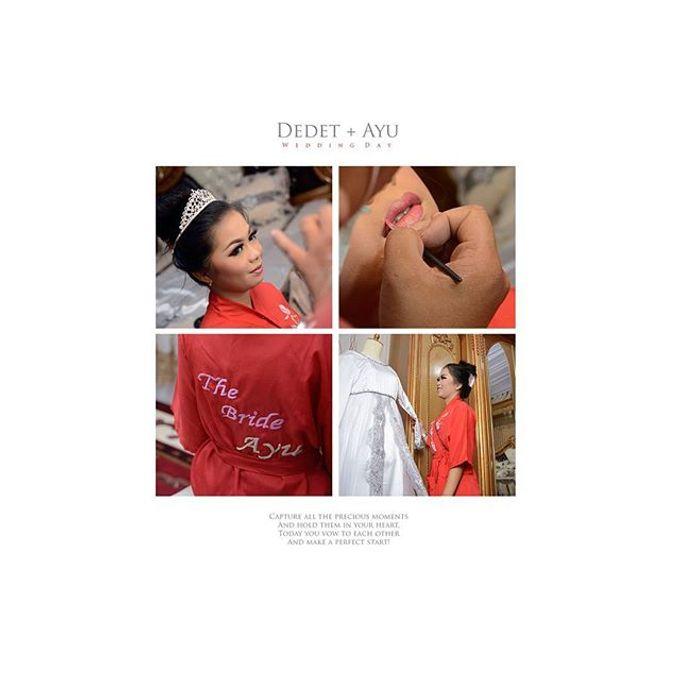 Ayu + Dedet by RAP Wedding - 012