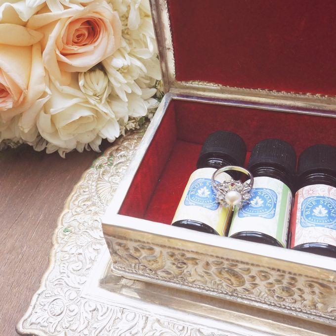 Blue Stone Wedding Gifts by Blue Stone Botanicals - 002