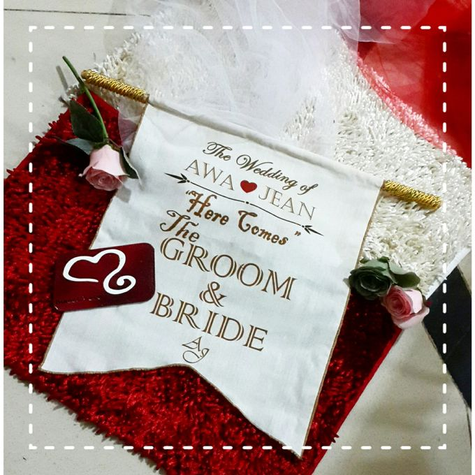 Wedding Flag by Sweetlovecollection - 007