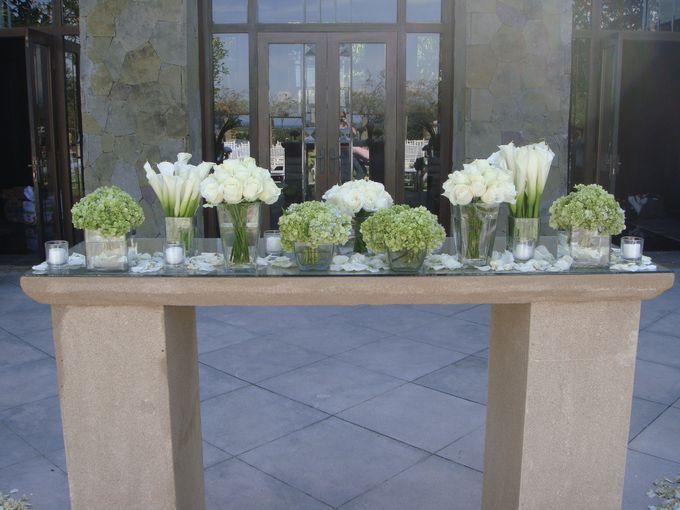 Simple Decorations by d'Oasis Florist & Decoration - 007