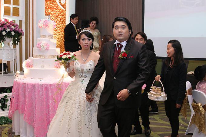 Jeffison & Santya Wedding by DESPRO Organizer - 004