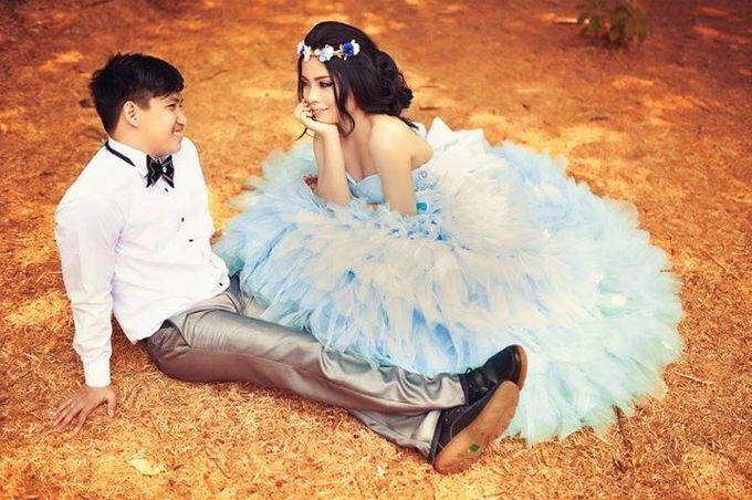 Photo Prewedding by ShenLeo Makeup - 026