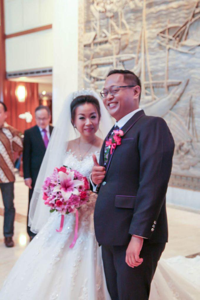 Wedding Michael & Felinda, 23 Oktober 2016 by Red Hat Organizer - 015