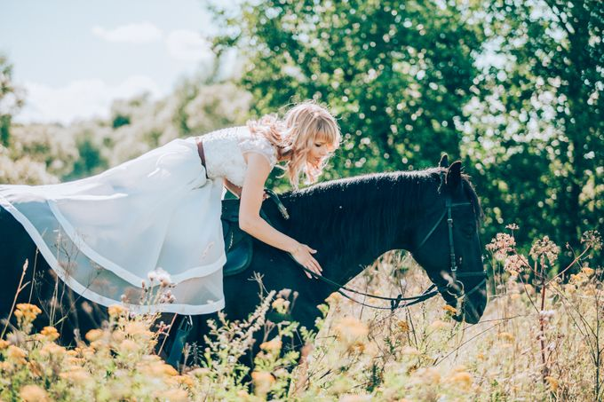 Country  Wedding by Marina Nazarova Photographer - 001