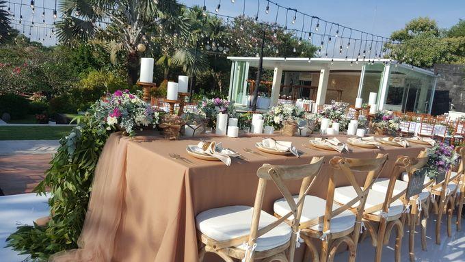 Sunset Garden Party by d'Oasis Florist & Decoration - 031