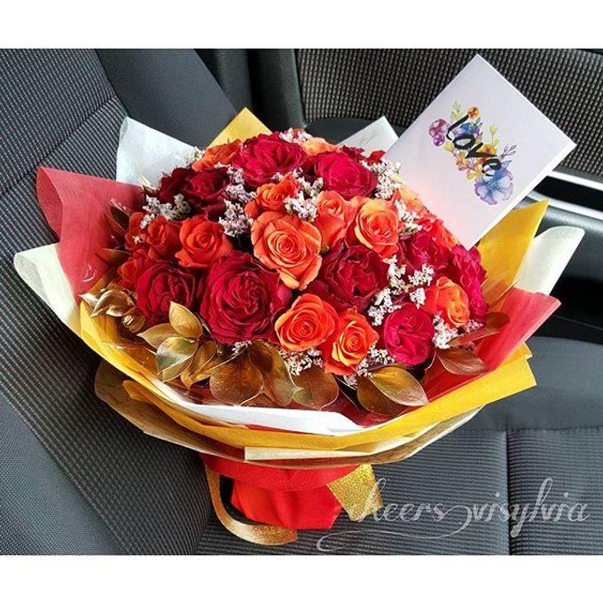 Gift Bouquet  by visylviaflorist - 003