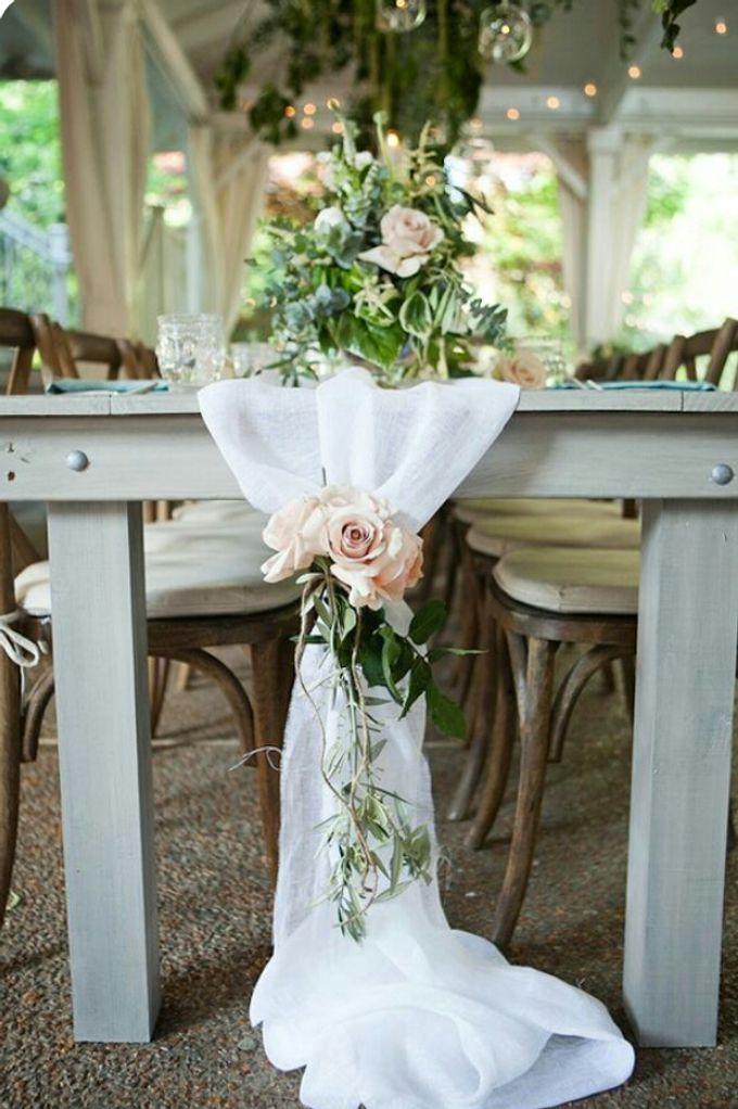 Dining Floral Arrangement by Dorcas Floral - 005