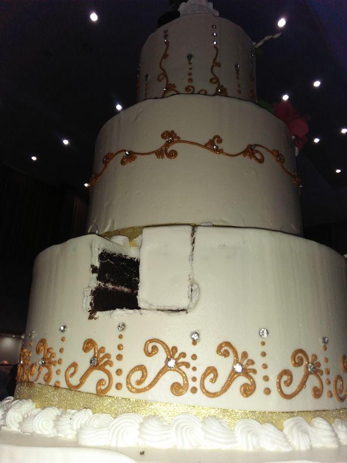 The Wedding Of Amal & Romzi by Uci Bakery - 001