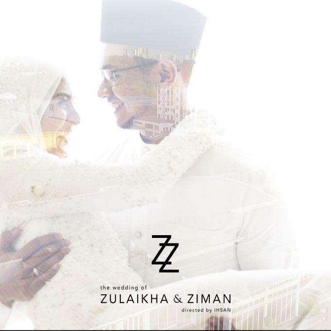 The Solemnization of Zulaikha & Ziman by Twinception Productions - 001