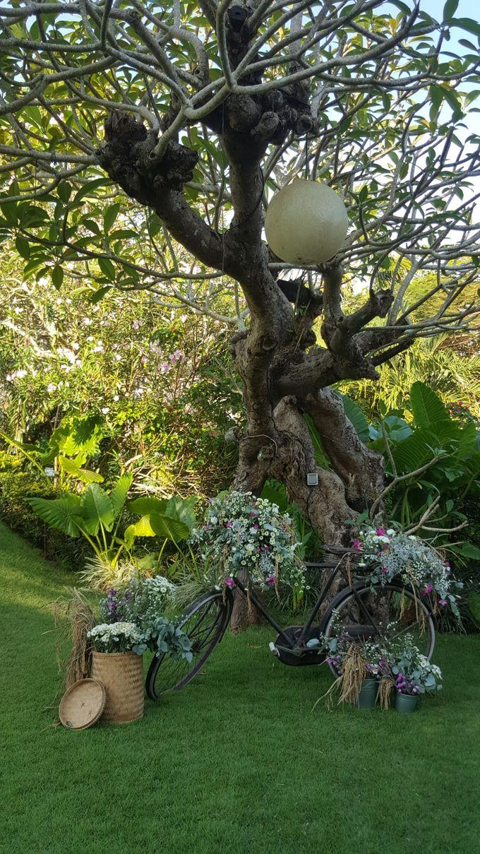 Sunset Garden Party by d'Oasis Florist & Decoration - 010