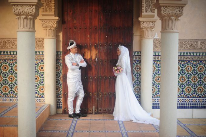 Adila & Dr. Taqif by Emma Wedding - 005
