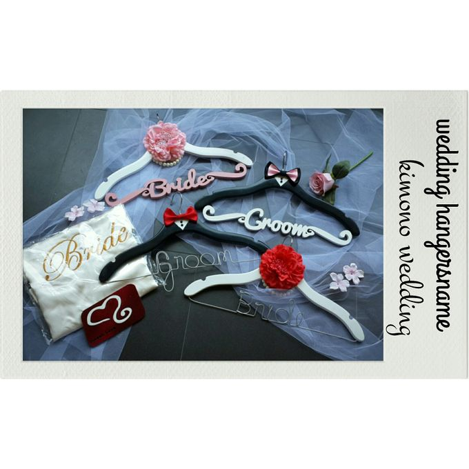 Wedding Hanger Name by Sweetlovecollection - 031