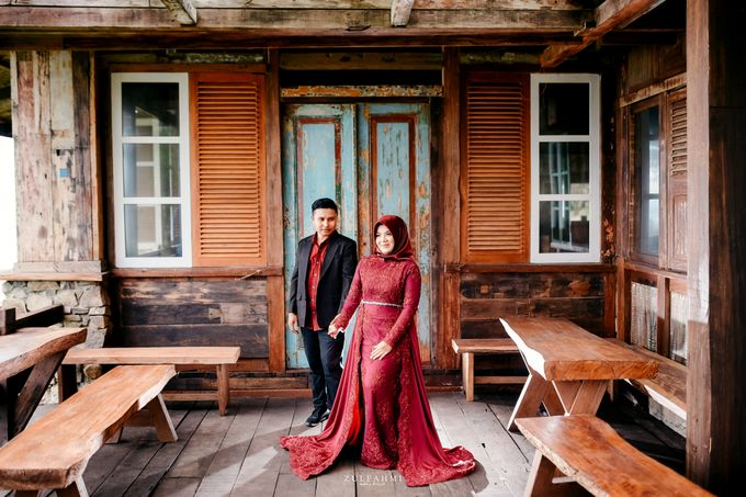 Prewedding Anil & Vivi by Zulfahmi Wedding Portrait - 001