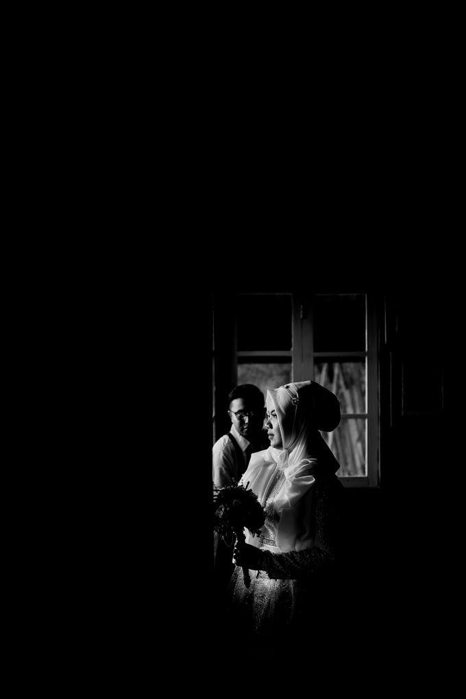 Prewedding Anil & Vivi by Zulfahmi Wedding Portrait - 009