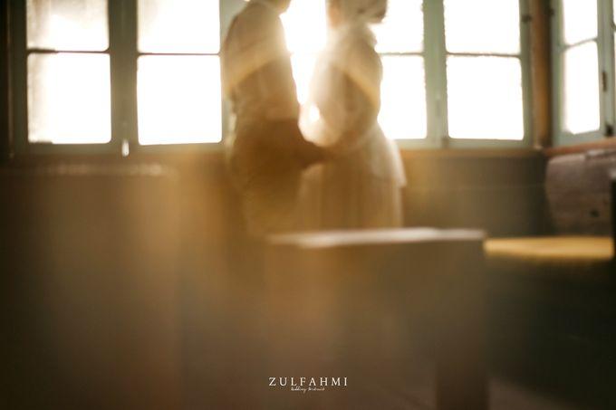 Prewedding Anil & Vivi by Zulfahmi Wedding Portrait - 008