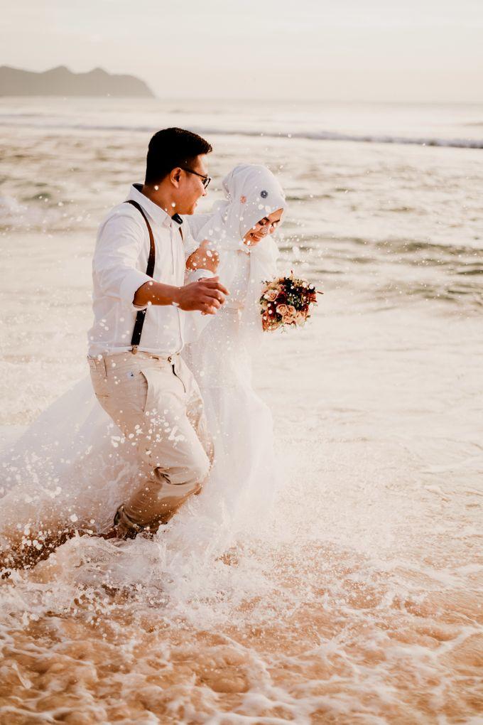 Prewedding Anil & Vivi by Zulfahmi Wedding Portrait - 013