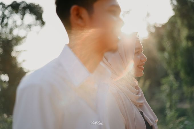 Prewedding by Zulfahmi Wedding Portrait - 003
