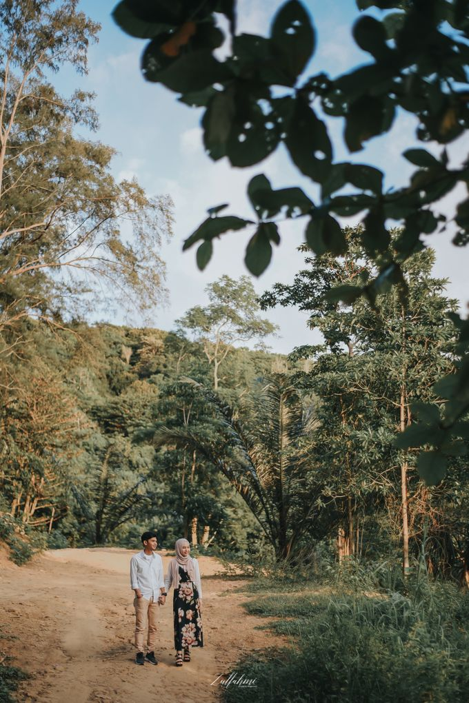 Prewedding by Zulfahmi Wedding Portrait - 004