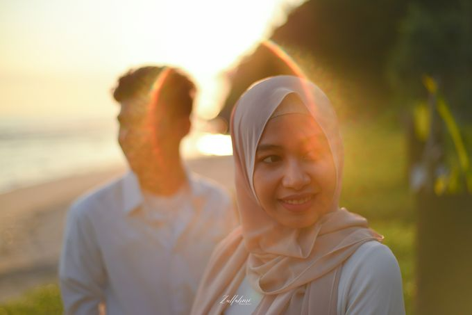Prewedding by Zulfahmi Wedding Portrait - 005