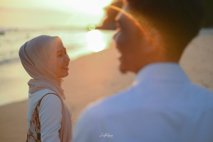 Prewedding by Zulfahmi Wedding Portrait - 007