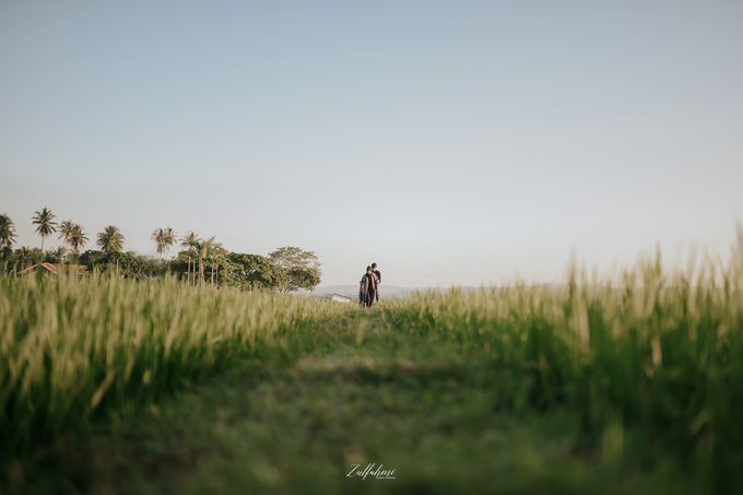 Prewedding by Zulfahmi Wedding Portrait - 014
